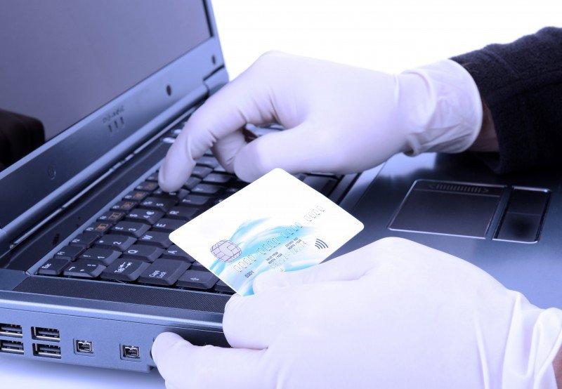 El robo de los datos de la tarjeta de crédito es uno de los delitos más frecuentes. #shu#