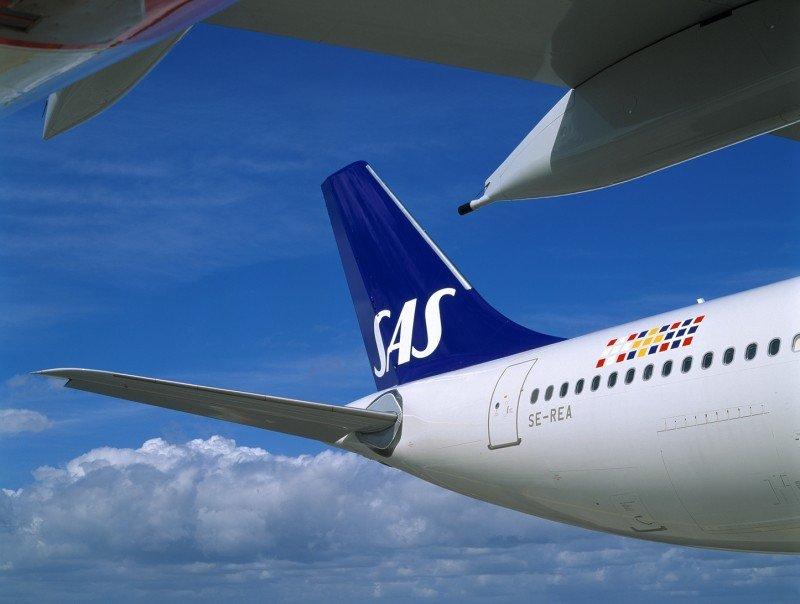 Los beneficios de SAS se disparan un 58% en el tercer trimestre, hasta 96,7 M €