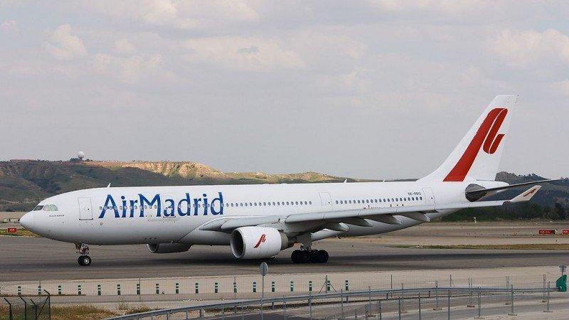 La Justicia chilena condena a Air Madrid a pagar por daños 1,06 M €