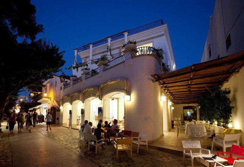 Meliá Hotels International cuenta con 51 establecimientos y 14.663 habitaciones firmados y pendientes de apertura. En la imagen el Meliá Villa Capri, su última incorporación.