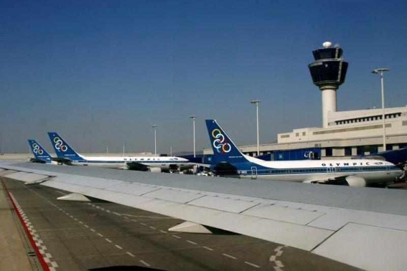 El aeropuerto de Atenas recibe cerca de 2 millones de pasajeros en verano