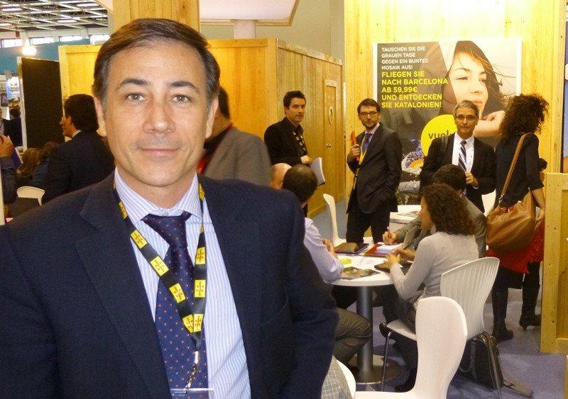 Xavier Espasa, director de la Agencia Catalana de Turismo.