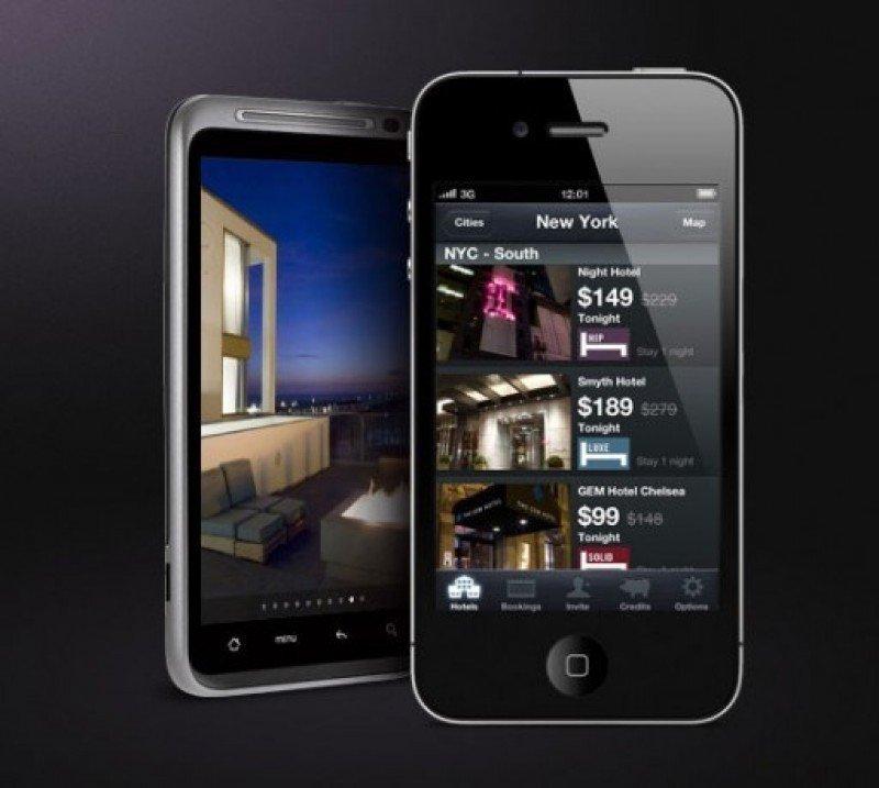 HotelTonight tiene seis millones de usuarios.