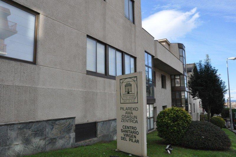 El centro sanitario Virgen del Pilar, en San Sebatián, participa en progamas de turismo sanitairo.