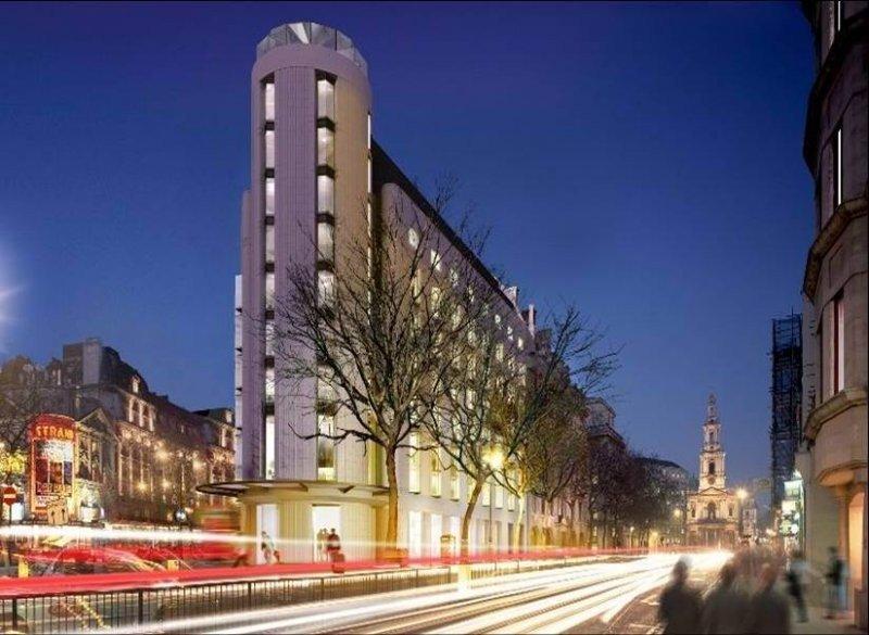 Me London, nuevo buque insignia de Meliá Hotels International, cuya apertura se produjo oficialmente el pasado 1 de marzo.