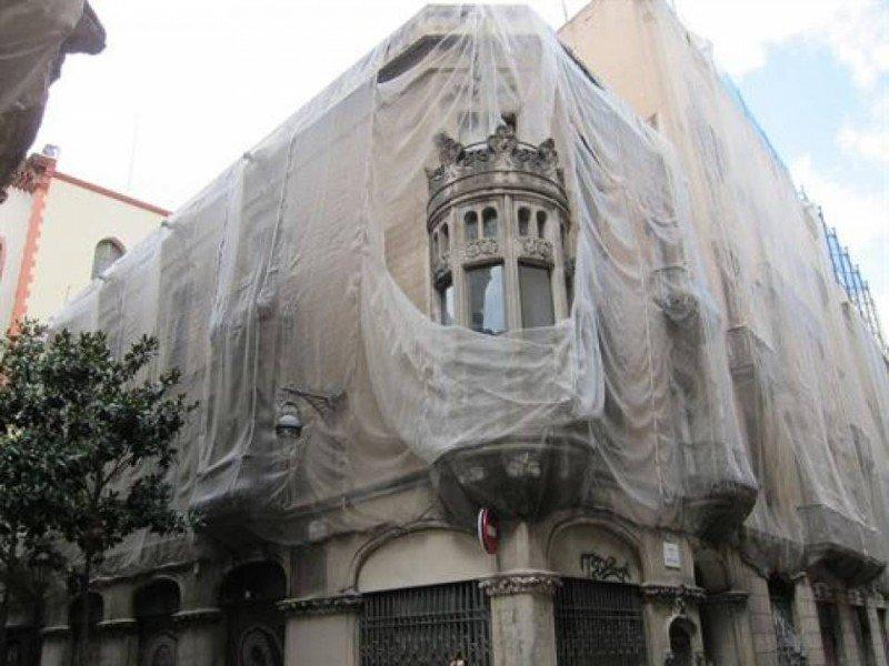 La sentencia del Tribunal Superior de Justicia de Cataluña incrementa la protección de los edificios propuestos para albergar el hotel.