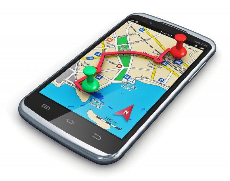 Google Maps, con 227 millones de descargas, es la aplicación más utilizada. #shu#