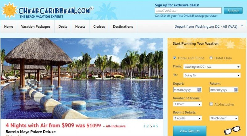 Apple Leisure Group adquiere CheapCaribbean.com