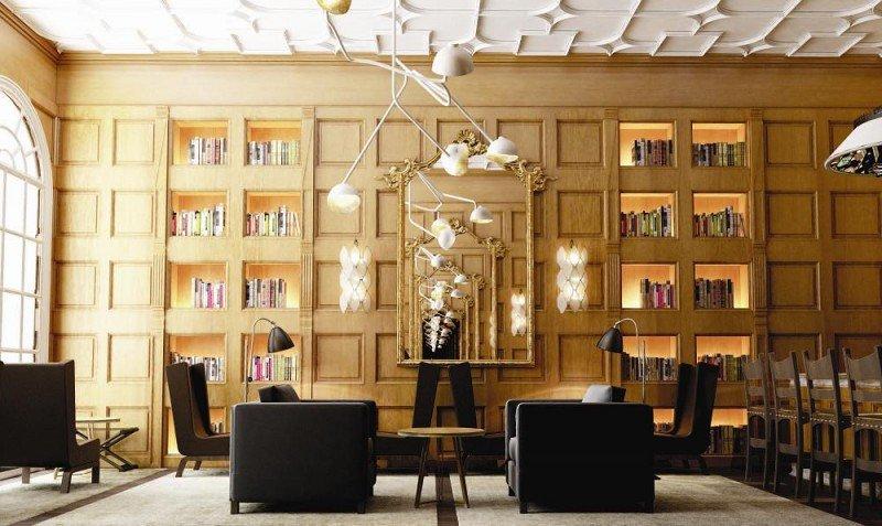 La coctelería del lounge será un espacio vivo que irá evolucionando a lo largo del día.