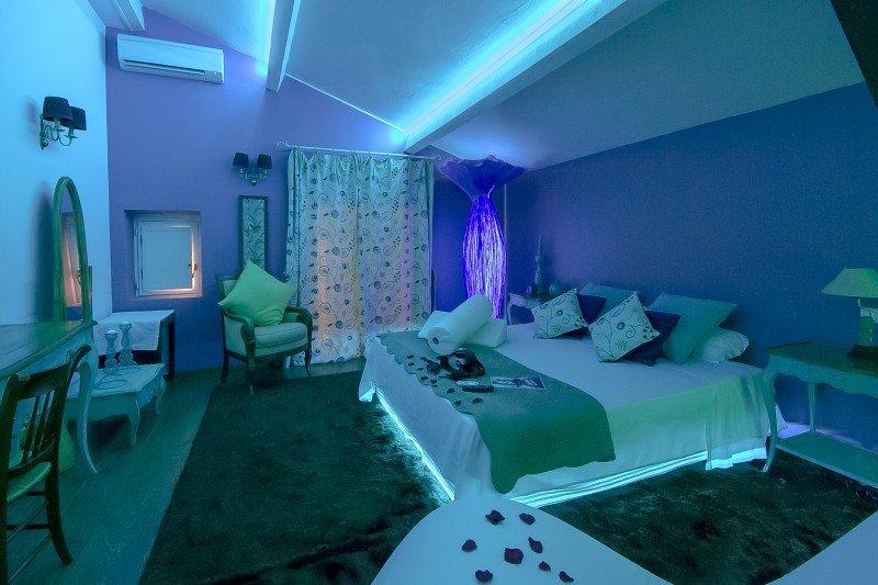 Nueva Suite Margarita Bonita en el hotel La Bastide du Bois Bréant