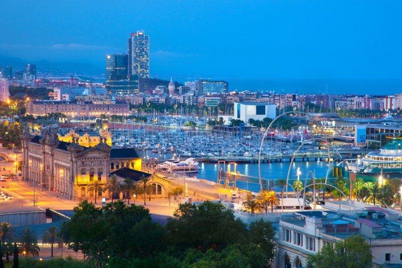 La rentabilidad de los hoteles de Barcelona ha subido casi un 20% en julio. #shu#.