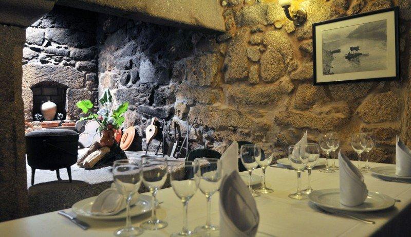 El servicio de comidas en el propio alojamiento es la prioridad para casi un tercio de los encuestados. Casa Rosalía, en A Coruña. Foto: EscapadaRural.