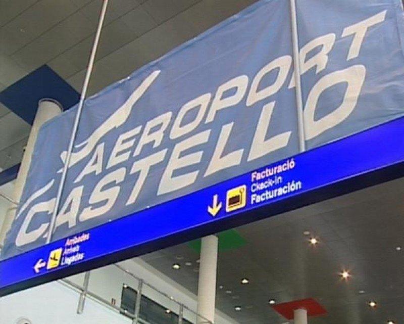 El Aeropuerto de Castellón perdió 7,5 M € en 2012