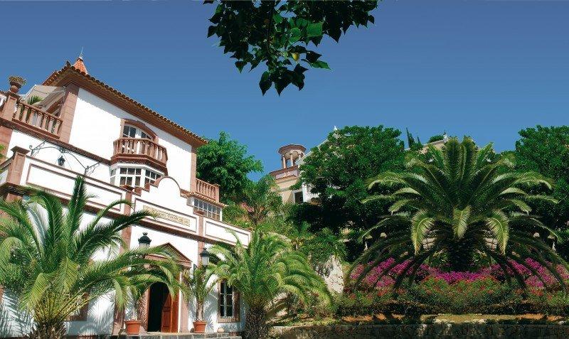 El hotel Bahía del Duque, en Tenerife, es uno de los premiados.