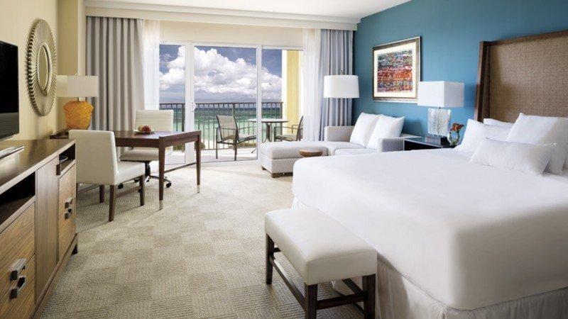 El hotel en Aruba abrirá en noviembre de este año.