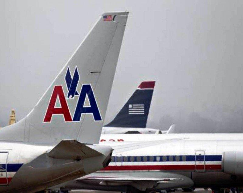 El juez anti-quiebras aprueba la fusión de American y US Airways