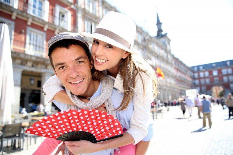 La cifra de turistas extranjeros ha descendido un 5,7% en la Comunidad de Madrid. #shu#