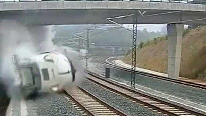 Accidente de tren en Santiago: España no tenía que implantar el sistema de frenado automático