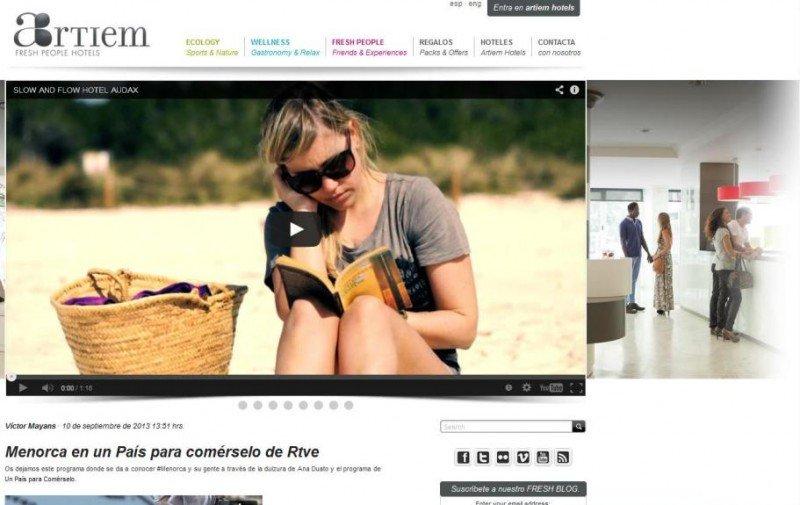 Marca hotelera y contenido online: 10 cosas a tener en cuenta