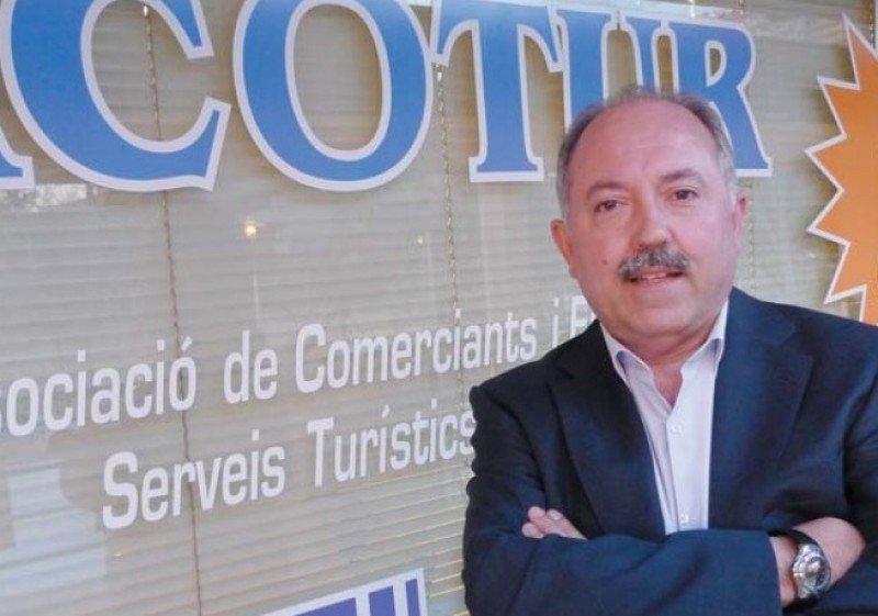 José Tirado, presidente de ACOTUR.