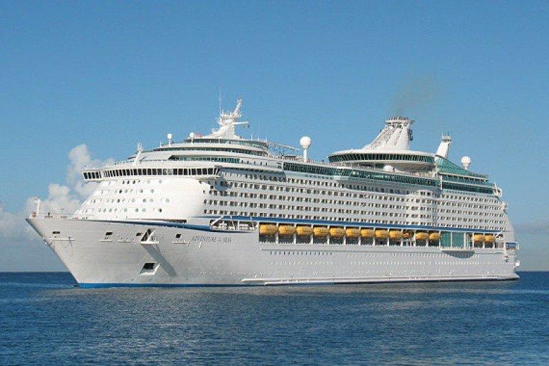 El Adventure of the Seas ha sido trasladado a Reino Unido.