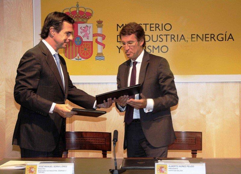 Soria y Feijóo apuestan por un 'camino de tercera generación'.