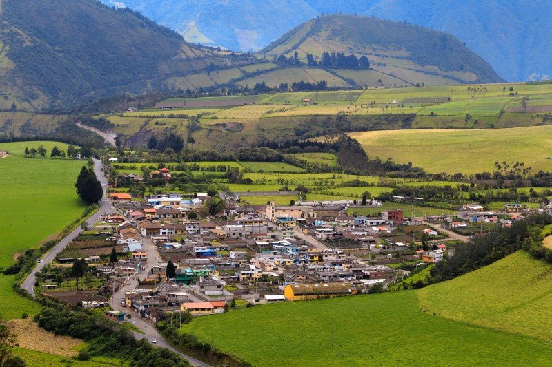 La mejora de la inversión permitirá intensificar la promoción turística de Ecuador. #shu#