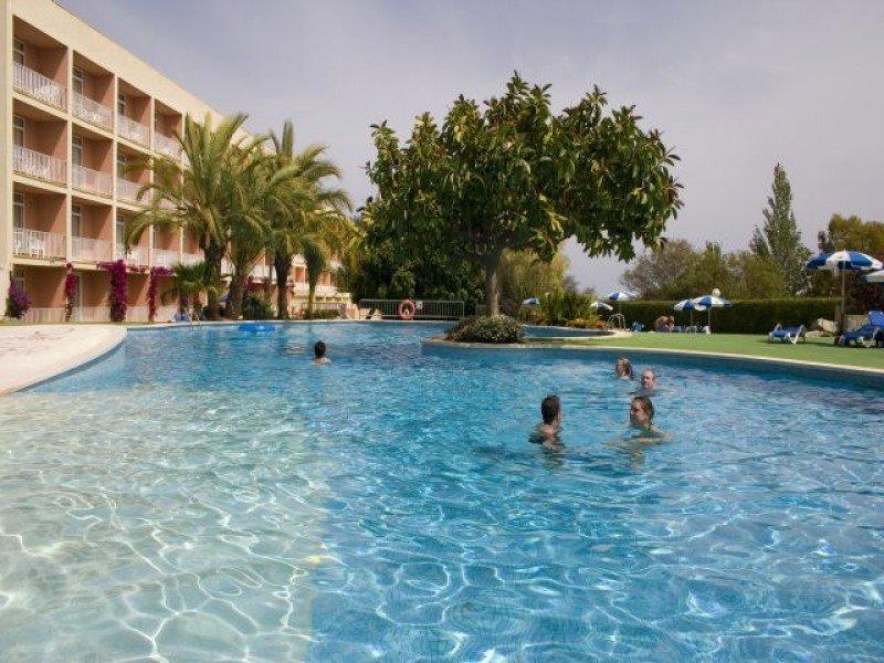 Hotel Eurocalas.