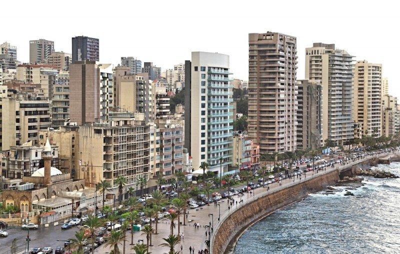 Los hoteles del Líbano son los más afectados. #shu#.