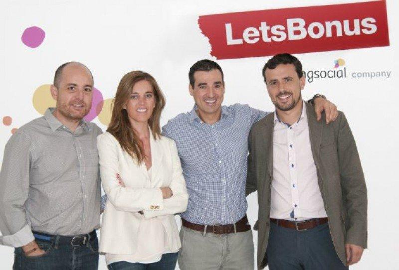 De izquierda a derecha, Juan Luis Rico,  Gemma Sorigué, Miguel Vicente y Joan Pina.