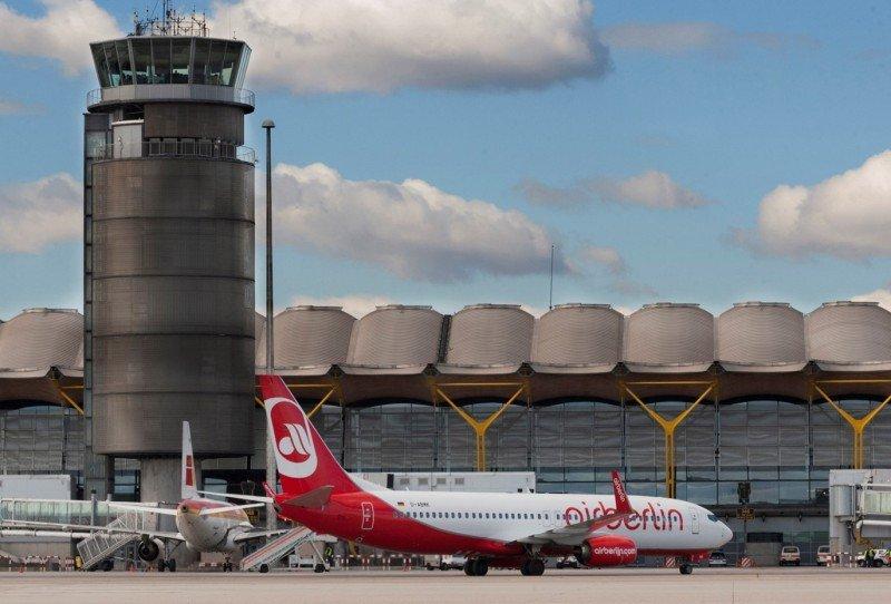 Airberlin conectará Madrid con nuevos destinos en Alemania y Austria