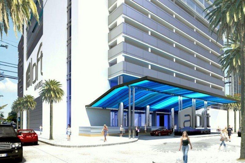 El Aloft de Panamá será el cuarto de la marca en Latinoamérica.
