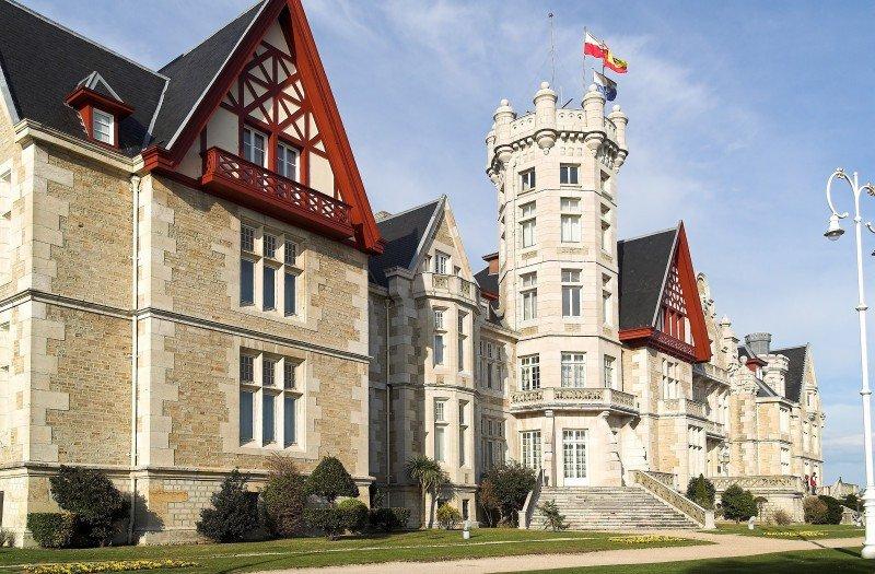 El Palacio de la Magdalena será la sede del encuentro. #shu#