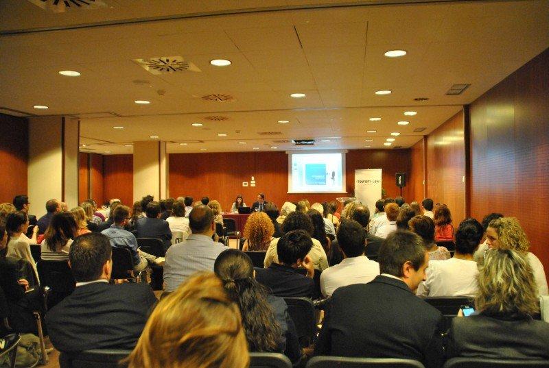 Jornada organizada este jueves por el Gremio de Hoteles de Barcelona y el bufete Tourism and Law.