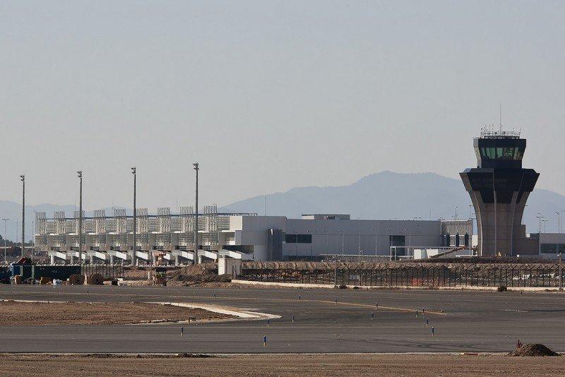 Preconcurso de acreedores para el nuevo Aeropuerto de Murcia, con una deuda de 200 M €