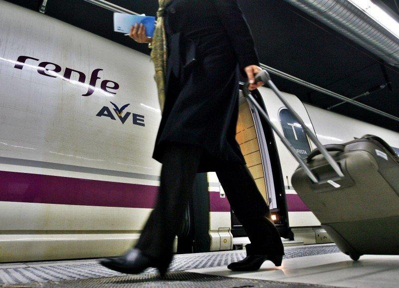 El AVE registra récord de pasajeros en verano
