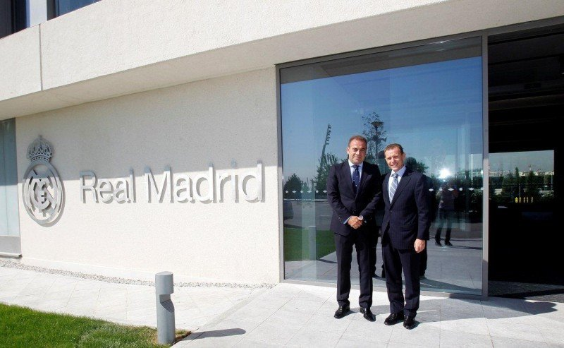 Meliá gestionará la residencia de la Ciudad Real Madrid