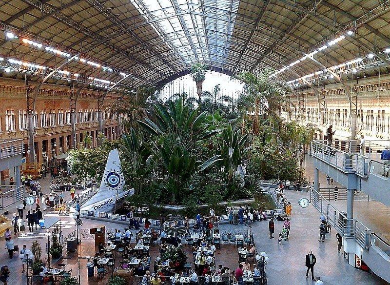 Los aseos de la estación de Madrid-Puerta de Atocha serán de pago