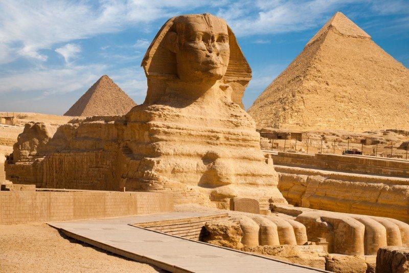 Para Egipto la que comienza es la temporada más fuerte. #shu#
