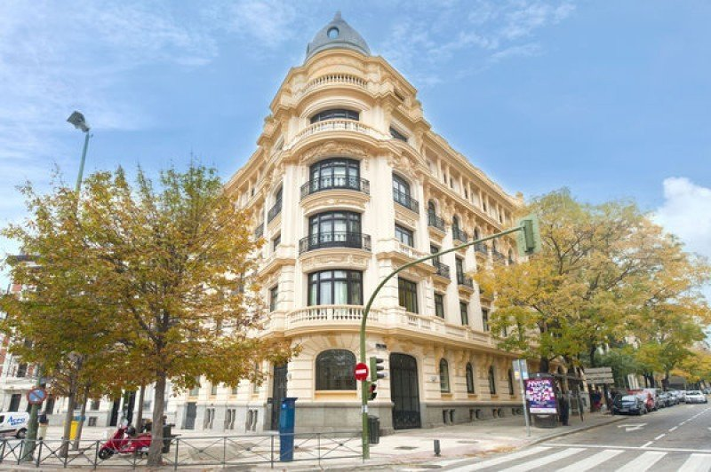 Innside Madrid Génova.