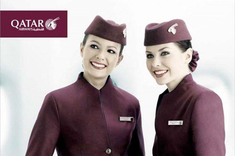 Las azafatas de Qatar Airways deben pedir permiso a la empresa para casarse