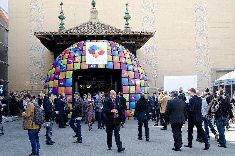 Barcelona ha recibido un total de 519.159 congresistas en los últimos cinco años. #ahu#