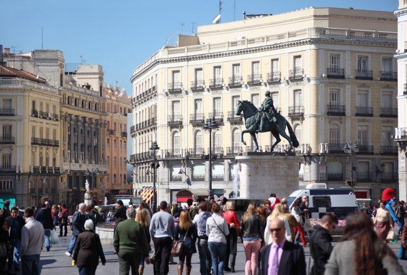 Madrid inicia su plan de choque para impulsar la demanda turística. #shu#
