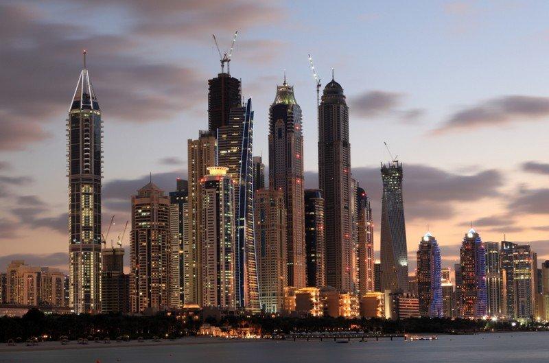Dubai en un mercado hotelero en expansión. #shu#.