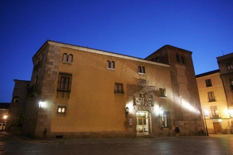 Hotel Palacio de Valderrábanos, en Ávila, del que también se ha hecho cargo GAT Gestión.
