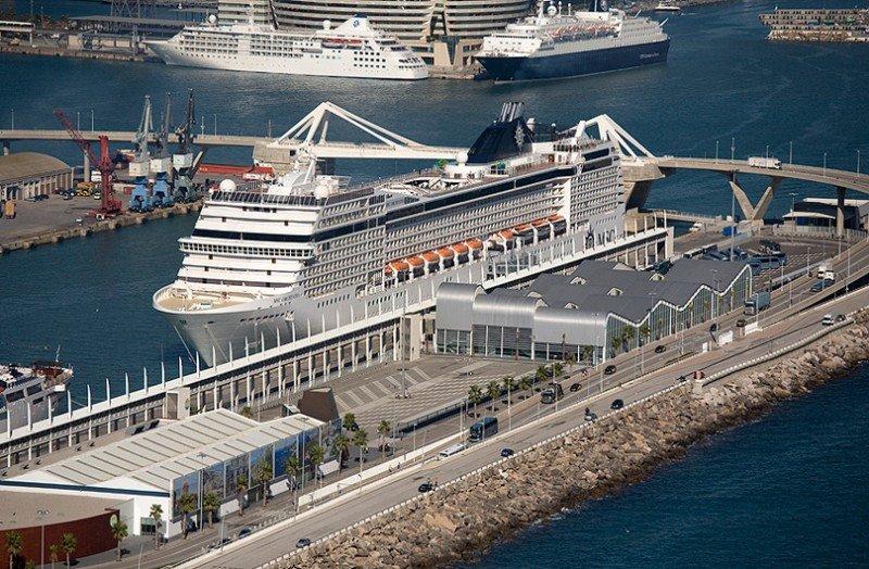 Carnival invertirá 20 M € en una nueva terminal de cruceros en Barcelona
