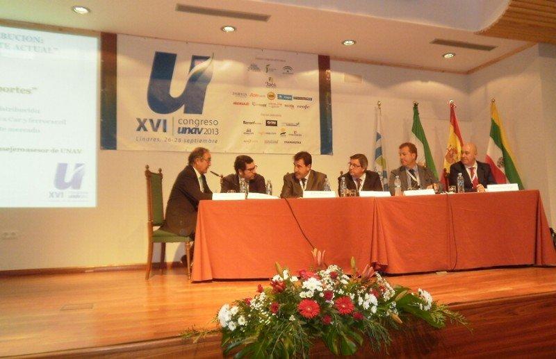 Congreso de UNAV, Linares.