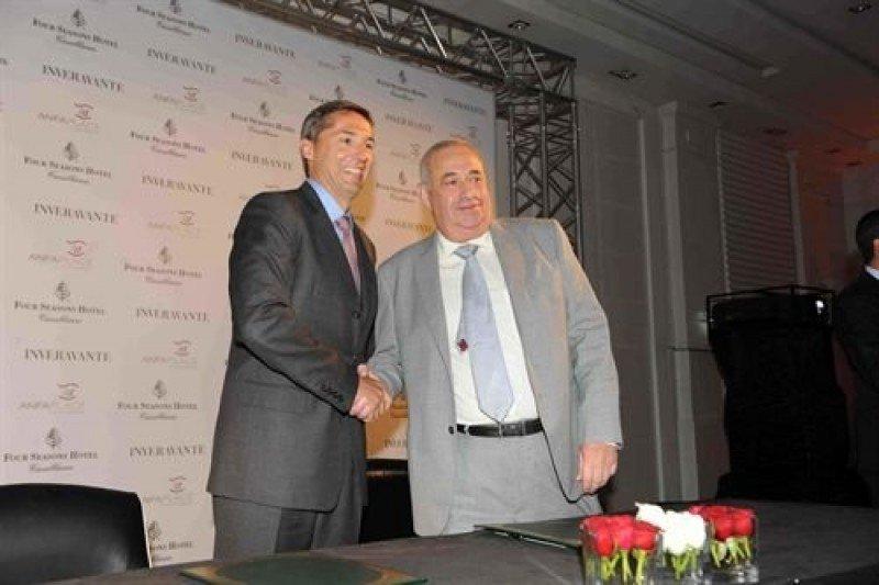 Four Seasons abrirá el hotel de Inveravante en Casablanca en 2014