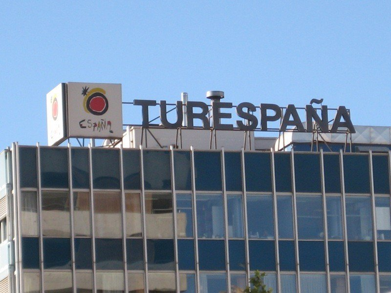 Sede de Turespaña en Madrid.