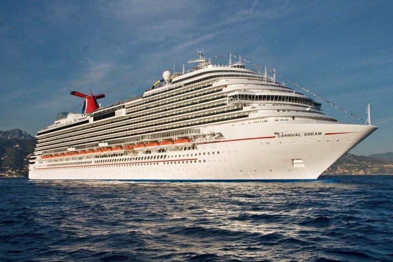 Carnival gana 750 M € hasta agosto